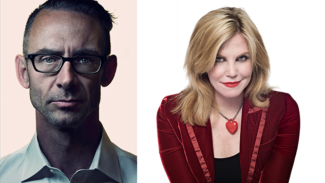 Fainting, Sequential Art & Strippers: Chuck Palahniuk and Chelsea Cain in Conversation