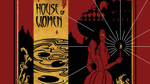 Sophie Goldstein on Crafting <i>House of Women</i>, an Art Nouveau Sci-Fi Exploration