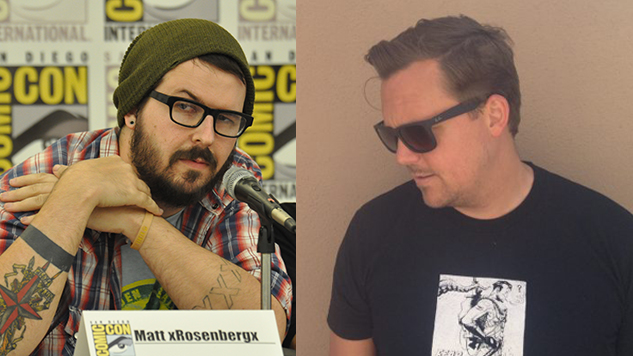 Comic Pioneers Matthew Rosenberg & Rick Remender on Fighting Editors, Breaking the Punisher and Punk's DIY Legacy