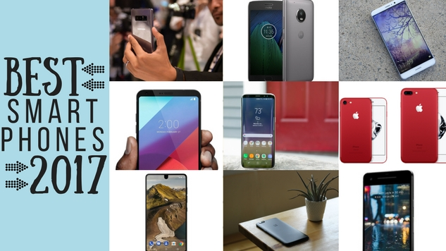 The 10 Best Smartphones of 2017