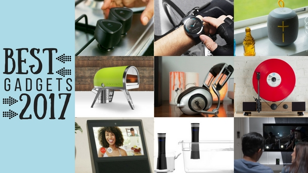 The 10 Best Gadgets Of 2017