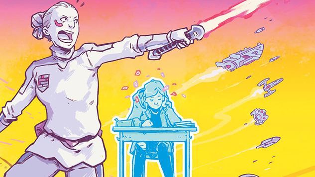 Exclusive: Max Bemis & Michael Dialynas Announce Subconscious Bildungsroman, <i>Lucy Dreaming</i>