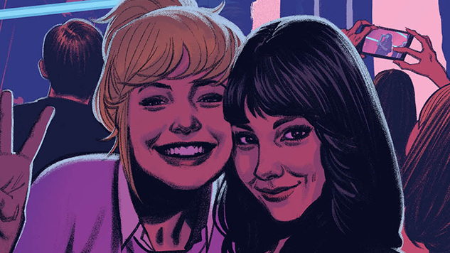 Exclusive Preview: <i>The Archies</i> Receive the Gospel of Chvrches in Their Third Issue