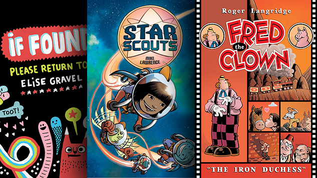 The 10 Best Kids Comics of 2017