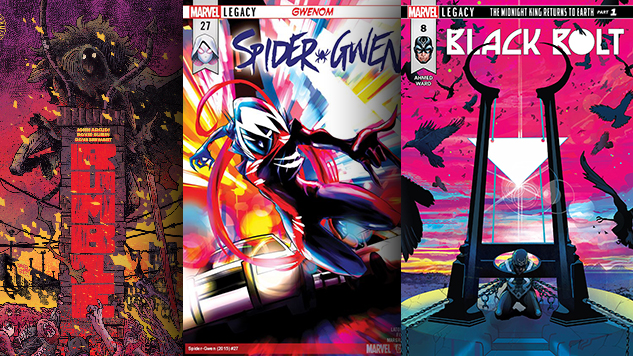 The Best Comic Book Covers of December 2017