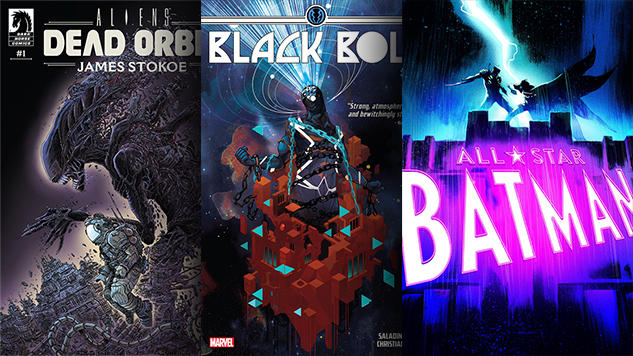 The Best Comic Book Covers of 2017