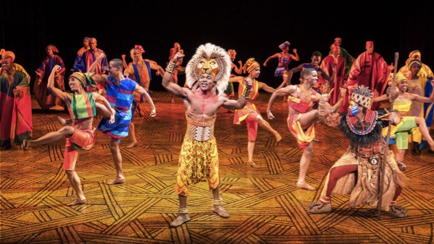 <i>The Lion King</i> at The Fox Theatre in Atlanta