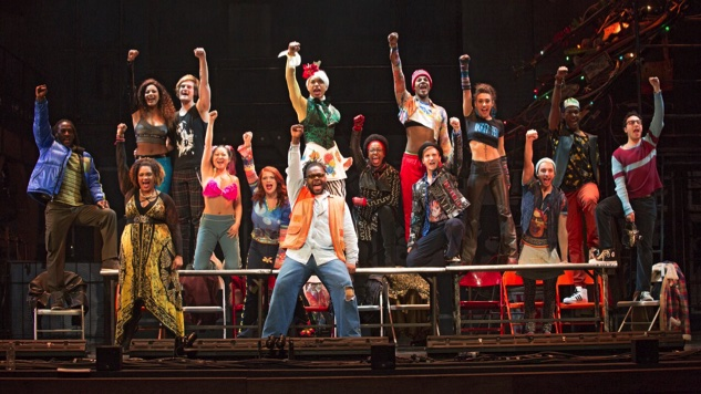 <i>Rent</i> at The Fox Theatre in Atlanta