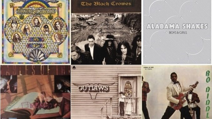 The 50 Best Southern Rock Albums of All Time