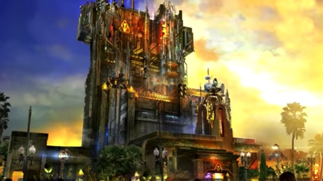 Disney Replacing The Twilight Zone Tower of Terror with a Guardians of the Galaxy Ride in Disney California Adventure