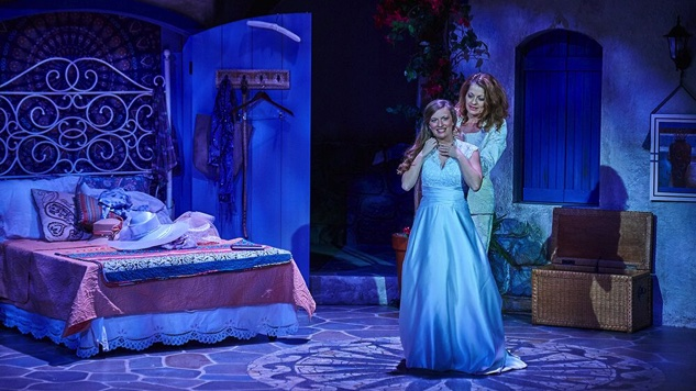 <i>Mamma Mia!</i> at the Aurora Theatre