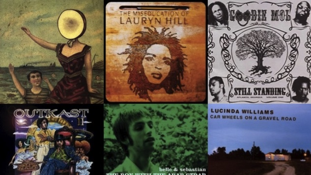 The 30 Best Albums of 1998