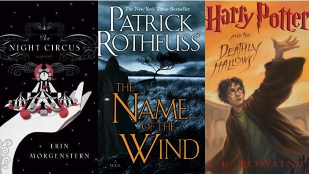 The 50 Best Fantasy Books Of The 21st Century So Far Books
