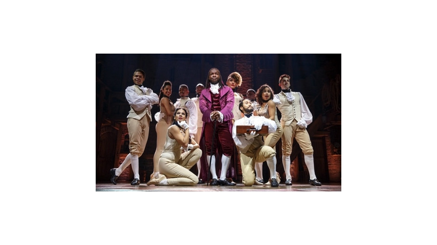 <i>Hamilton</i> National Tour Lives up to the Original