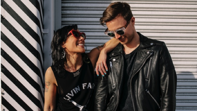 Celebrate Paste Studio's 1,000th Session with Matt and Kim