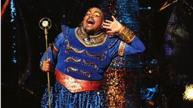 <i>Aladdin</i> National Tour Review