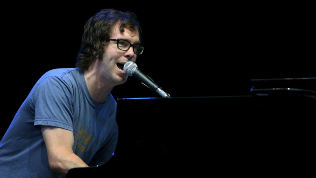 How Ben Folds Beat the Internet in 2008