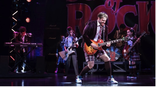 <i>School of Rock</i> U.S. Tour Review
