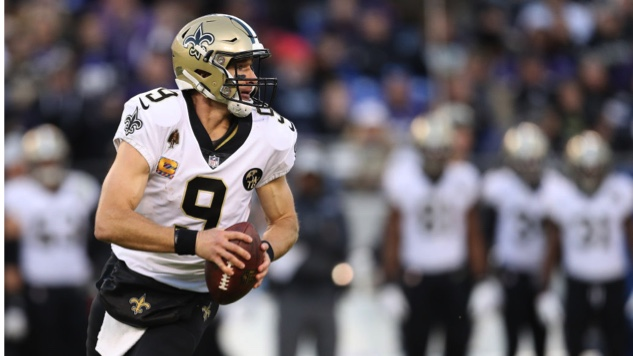 Drew Brees is the Led Zeppelin of the NFL