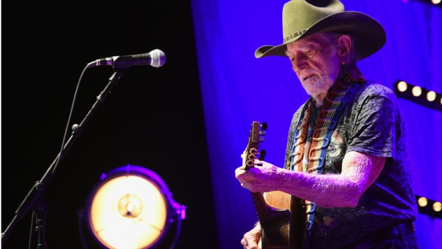 Willie Nelson Is the World's Most Prolific Octogenarian