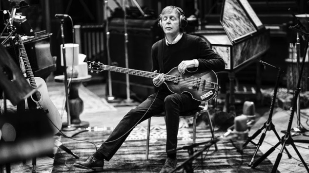 "Listen to Paul McCartney's New, Heavily Autotuned Track, ""Get Enough"""
