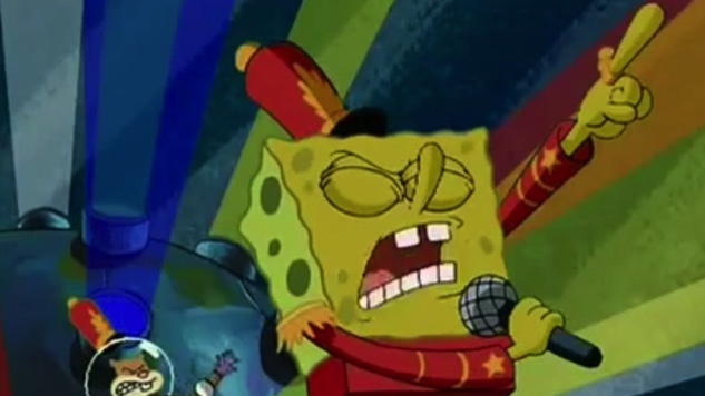 Dear Super Bowl Halftime Show, Give SpongeBob a Chance