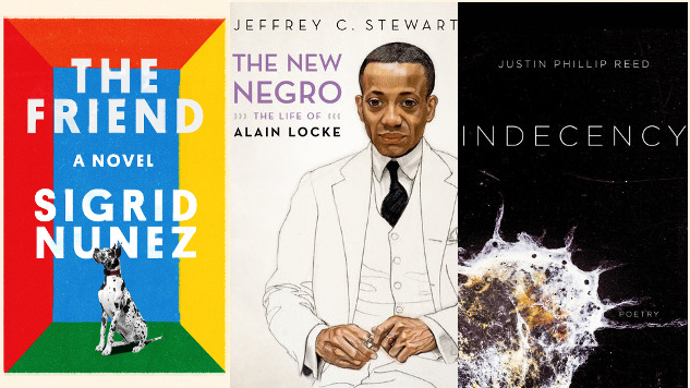 2018 National Book Awards Winners Revealed