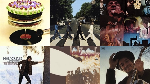 The 30 Best Albums of 1969