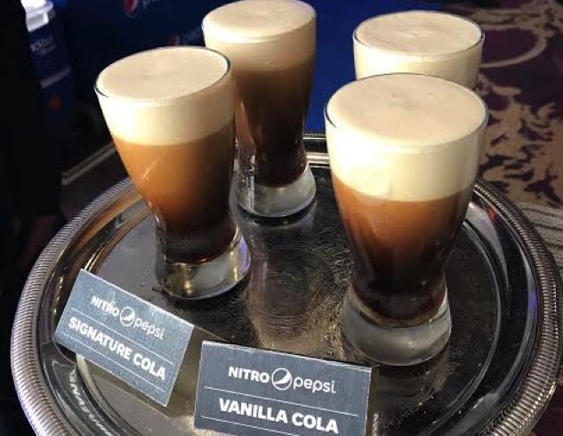 Taste Test: Nitro Pepsi and Nitro Pepsi Vanilla :: Drink