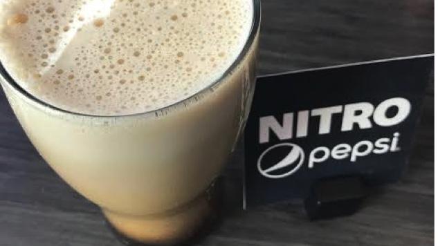 Taste Test: Nitro Pepsi and Nitro Pepsi Vanilla