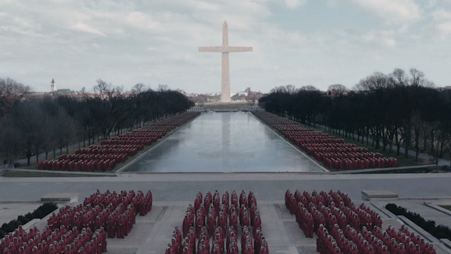 <i>The Handmaid's Tale</i> Season Three Teased During Super Bowl