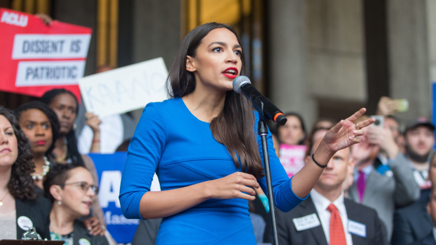 Congressional Black Caucus Hints That AOC, Justice Dems Are Racist...For Backing Different POC Candidates