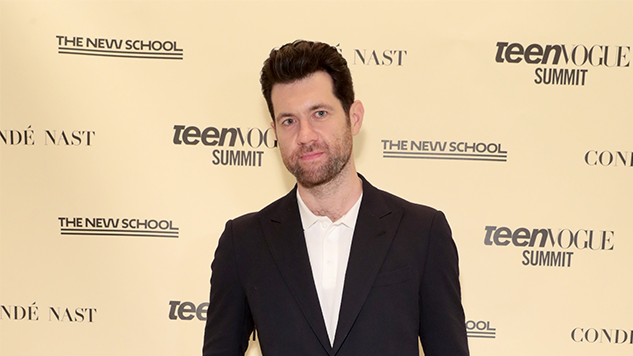 Billy Eichner Is Writing and Starring in a Gay Romantic Comedy