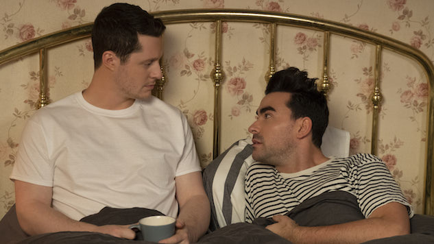 How <i>Schitt's Creek</i> Built TV's Most Relatable Romance