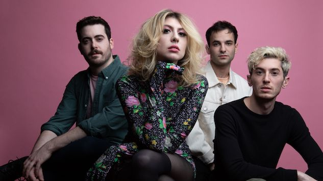 "Charly Bliss Announce New Album <i>Young Enough</i>, Share Video for New Single ""Capacity"""