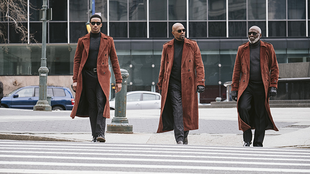Can You Dig the New <i>Shaft</i> Trailer?