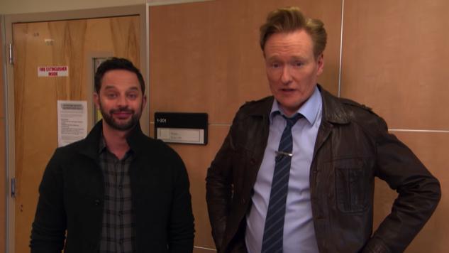 Watch Conan O'Brien and Nick Kroll Teach a Sex Ed Class
