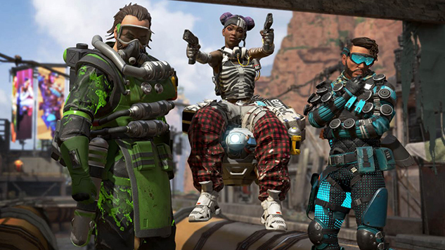 <i>Apex Legends</i> Reaches 10 Million Players in Just Three Days