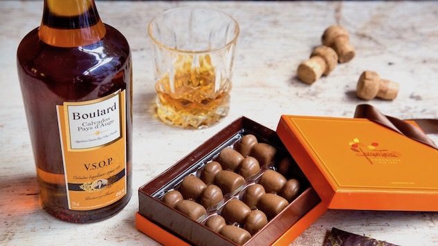 Booze and Chocolate Pairings for Valentine's Day