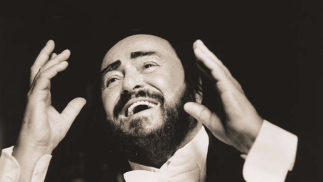 Get a First Look at Ron Howard's Forthcoming <i>Pavarotti</i> Documentary