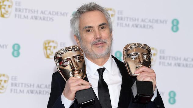 <i>Roma</i>, <i>The Favourite</i> Win Top Prizes at 72nd BAFTA Film Awards
