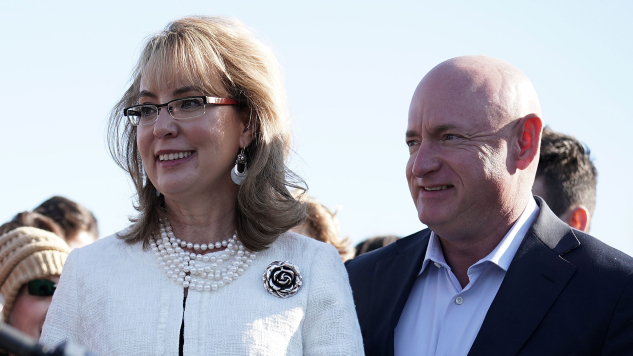 Former Astronaut Mark Kelly, Husband of Gabby Giffords, Releases Powerful Video Announcing Senate Run