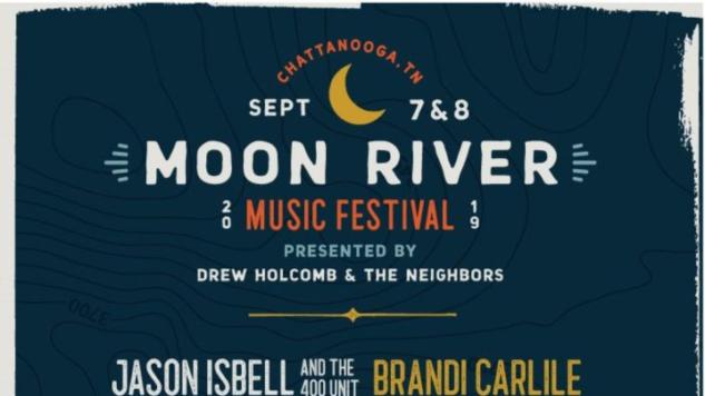 Moon River Music Festival Announces Full 2019 Lineup: Brandi Carlile, Jason Isbell and The 400 Unit, More