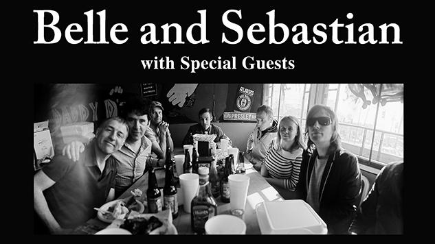 Belle & Sebastian Announce North American Tour Dates