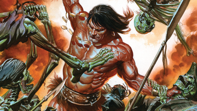 Gerry Duggan Swings the <i>Savage Sword of Conan</i>