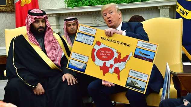 Trump Wants Saudi Arabia to Have Nuclear Power. Here Are 5 Ways That Can Go Very Wrong