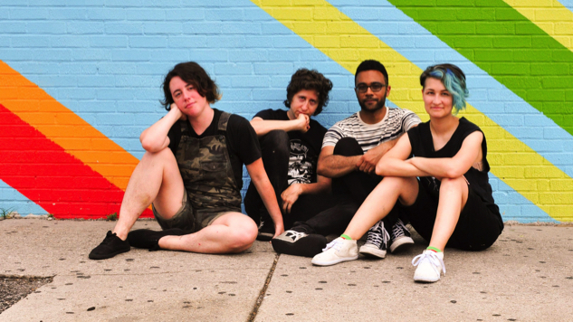 "Bad Moves Release ""Wishing"" Video, Announce Tour Dates with The Beths, Adult Mom"