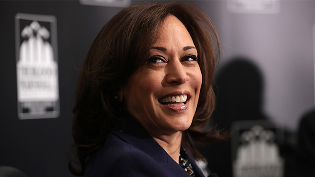 Kamala Harris' Criminal Justice Policies Are Under Scrutiny After Tupac-Weed Snafu
