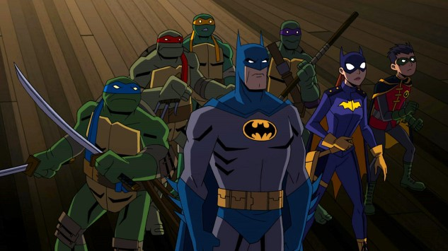 Batman and the Ninja Turtles Are Getting an Animated Crossover Movie