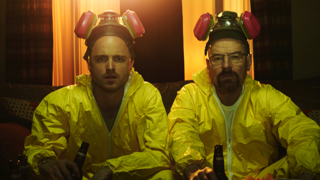 No, Aaron Paul and Bryan Cranston Weren&#8217;t Teasing a <i>Breaking Bad</i> Reunion &#133;